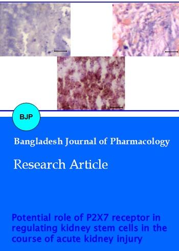 Vol 11 No 4 (2016) | Bangladesh Journal of Pharmacology