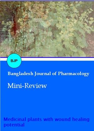 Vol 13 No 1 (2018)   Bangladesh Journal of Pharmacology