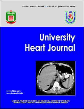 Cover University Heart Journal