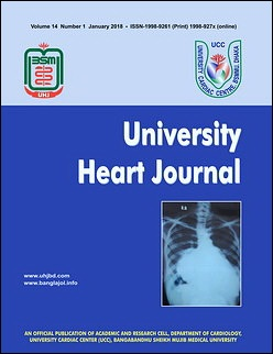 Cover of University Heart Journal