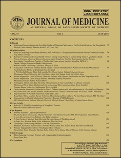 Cover of Journal of Medicine