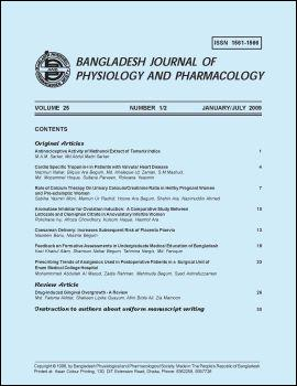 Current issue of BJPP