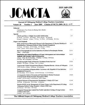 Cover of JCMCTA