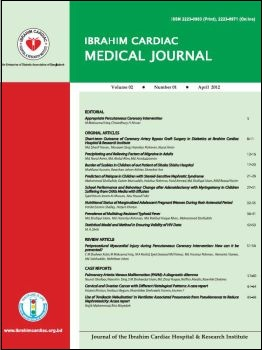 Cover of ICMJ