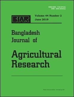 Cover BJAR
